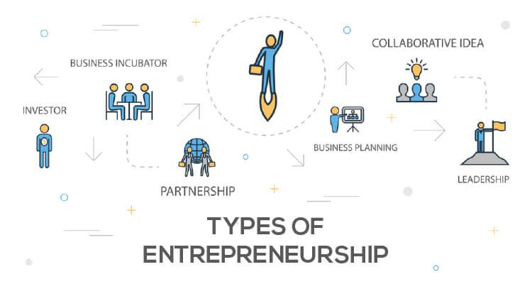 What is Entrepreneurship? Types of Entrepreneurship with examples