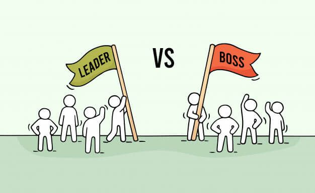 leader vs boss vs leader difference between leader and boss difference between boss and leader