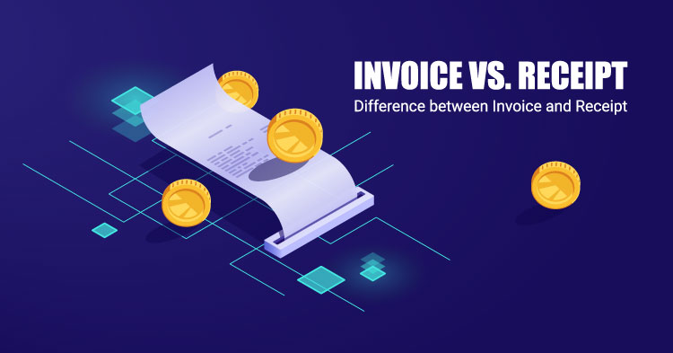 Difference between Invoice and Receipt Invoice vs Receipt