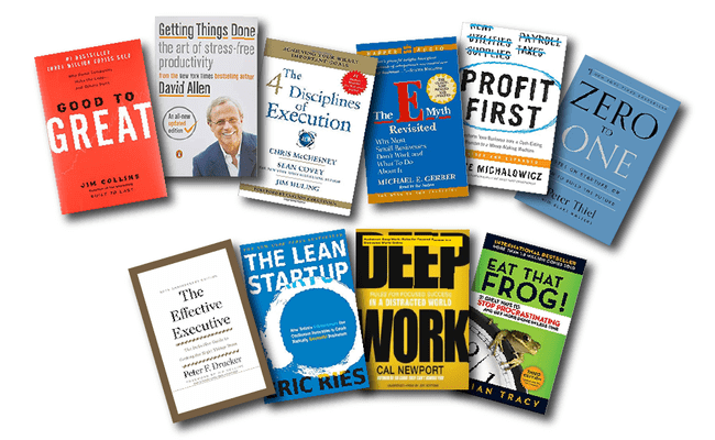 best books for businessman books list to read